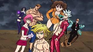 Nanatsu no Taizai Capitulo 326 / 7 PECADOS CAPITAIS VS REI /Anime Underground