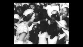 1960 Documentary Of Princess Margaret & Rebel Gold Seeker High Definition 1080p