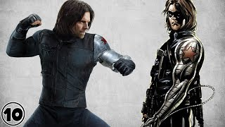 Top 10 Winter Soldier Shocking Facts