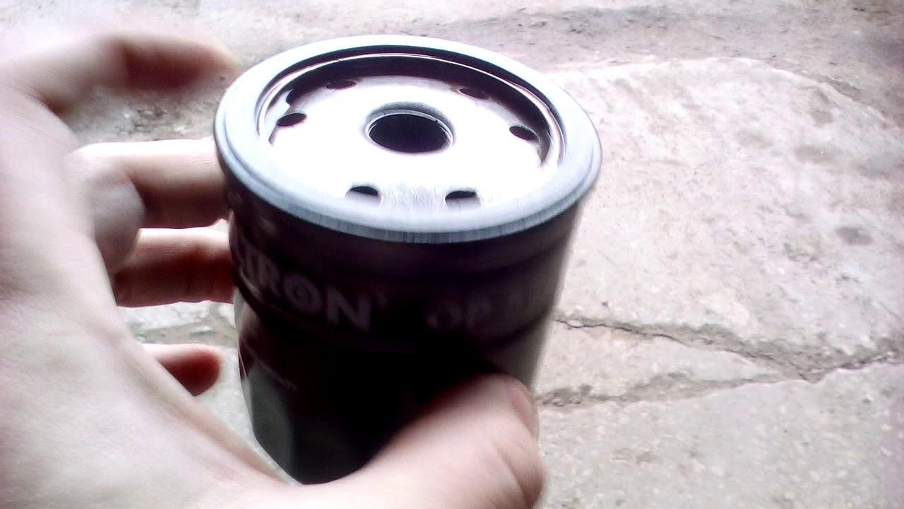 Нефильтрующий <b>Filtron</b> OP 570 + магнит на фильтре - YouTube