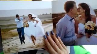 Свадебная фотокнига. Бюджетный вариант