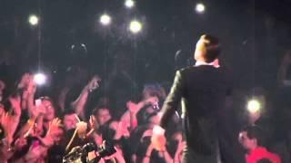 Intro, Shine My Shoes - Robbie Williams - (Belfast)