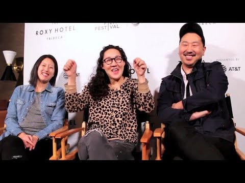 Naomi Ko, Andrew Ahn & Carolyn Mao Break Down New Indie TV Series Nice - Tribeca Film Festival 2018