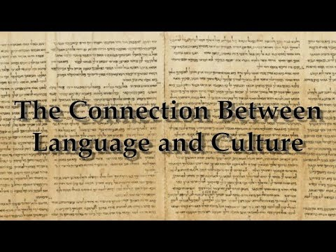 The Connection Between Language And Culture