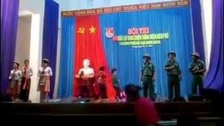 Qua Miền Tây Bắc - Đoàn TN phường Phước Nguyên (Hát múa minh họa)