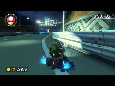 N64 Toad's Turnpike - 1:40.428 - K4I (Mario Kart 8 World Record)