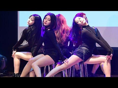 [풀영상] Brave Girls '롤린'(Rollin') Showcase 현장  (브레이브걸스, 용감한형제, 롤린, 하이힐)