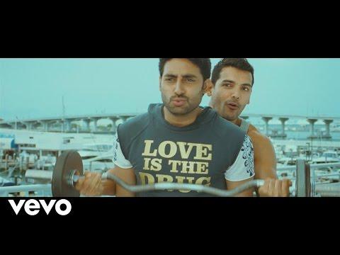 Maa Da Laadla - Dostana | Lyric Video | John | Abhishek | Priyanka Chopra