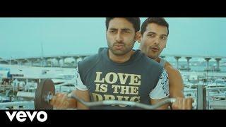 Maa Da Laadla Lyric Video - Dostana|John, Abhishek|Master Saleem|Vishal & Shekhar