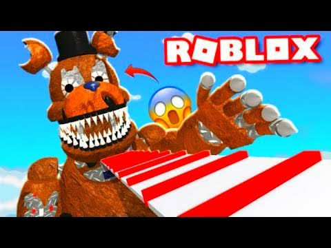 FIVE NIGHTS ESCAPE AT FREDDY'S OR DIES | ROBLOX FNAF OBBY