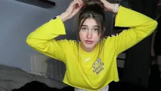 Lea Elui Hairstyle Video || Instagram Hairstyle Tutorial