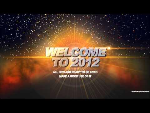 Welcome to 2012 - Benvenuti nel 2012 - Bemvindo no 2012