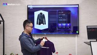 Waltonchain Smart Retail Management System Demo