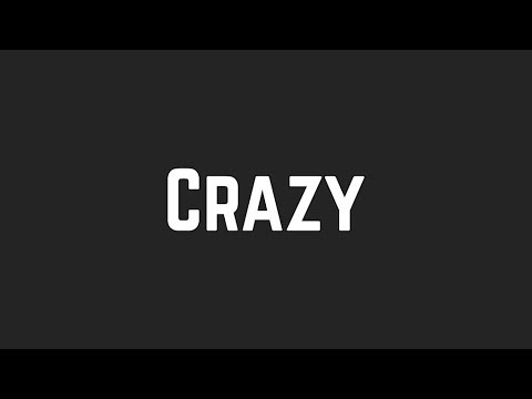 Shawn Mendes - Crazy (Lyrics)