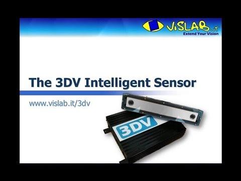 3DV - A Tool for World Reconstruction through Artificial Vision - Webinar