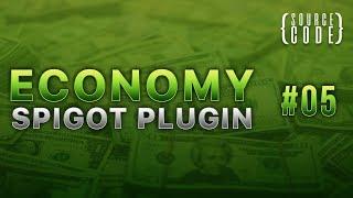 Custom Economy Spigot Plugin - Let's Get Caught Up - Episode 5