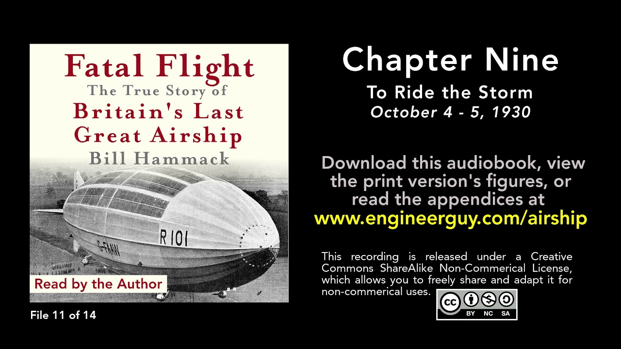 Fatal Flight Audiobook Chapter Nine To Ride The Storm 11 14