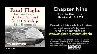 Fatal Flight audiobook: Chapter Nine: To Ride the Storm (11/14)