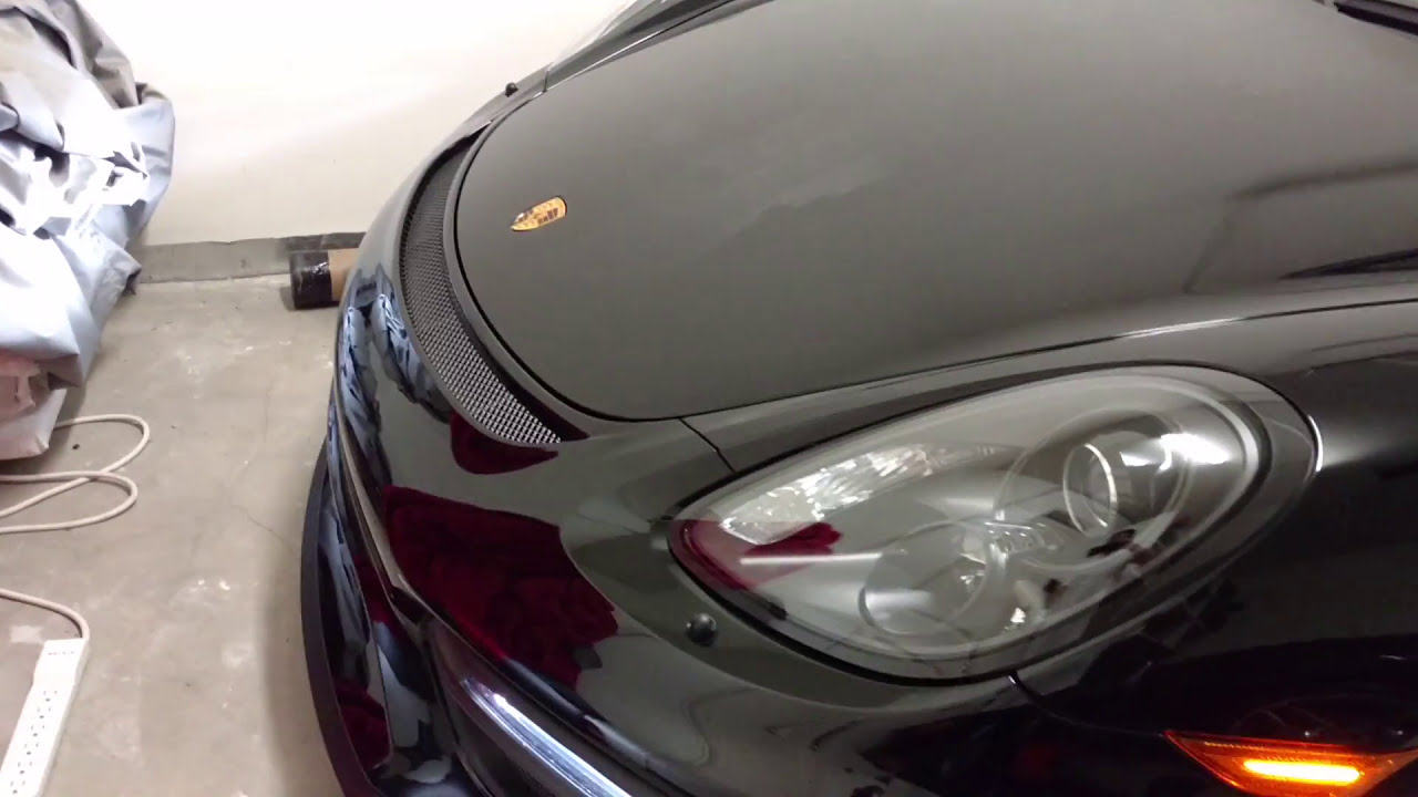 How To Disable Beep When Locking Porsche Boxster Or Cayman