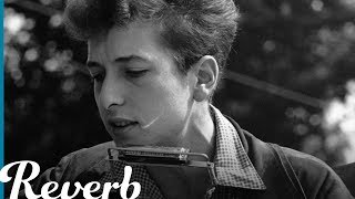 """Bob Dylan's """"Buckets of Rain"""" on Guitar 