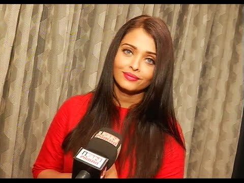 Aishwarya Rai Speaking in Marathi