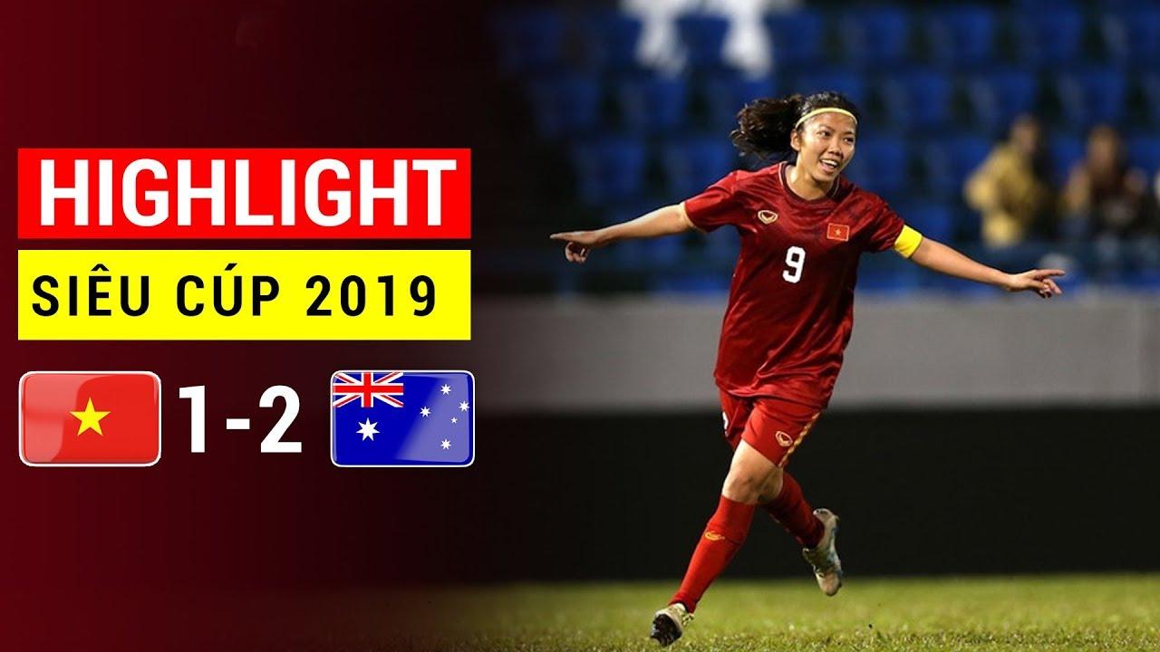 Highlight | Việt Nam vs Australia | Play Off Olympic 2020 | Huỳnh Như Ghi Bàn Thắng Lịch Sử!