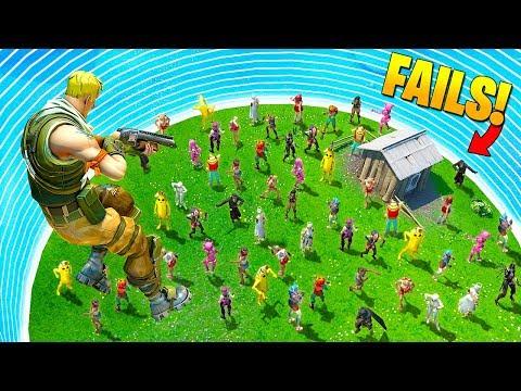 FORTNITE FAILS & Epic Wins! #56 (Fortnite Battle Royale Funny Moments)