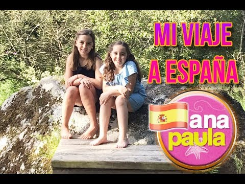 MI VIAJE A ESPAÑA  RETO  PARTE 1