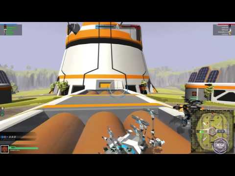 Robocraft France Parties Hebdomadaires du Dimanche 12 06 2016 feat EVENT Invictus Rex