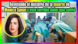 Revelando el misterio de la mu3rt3 de Monica Spear y este terrible dolor que sufrió