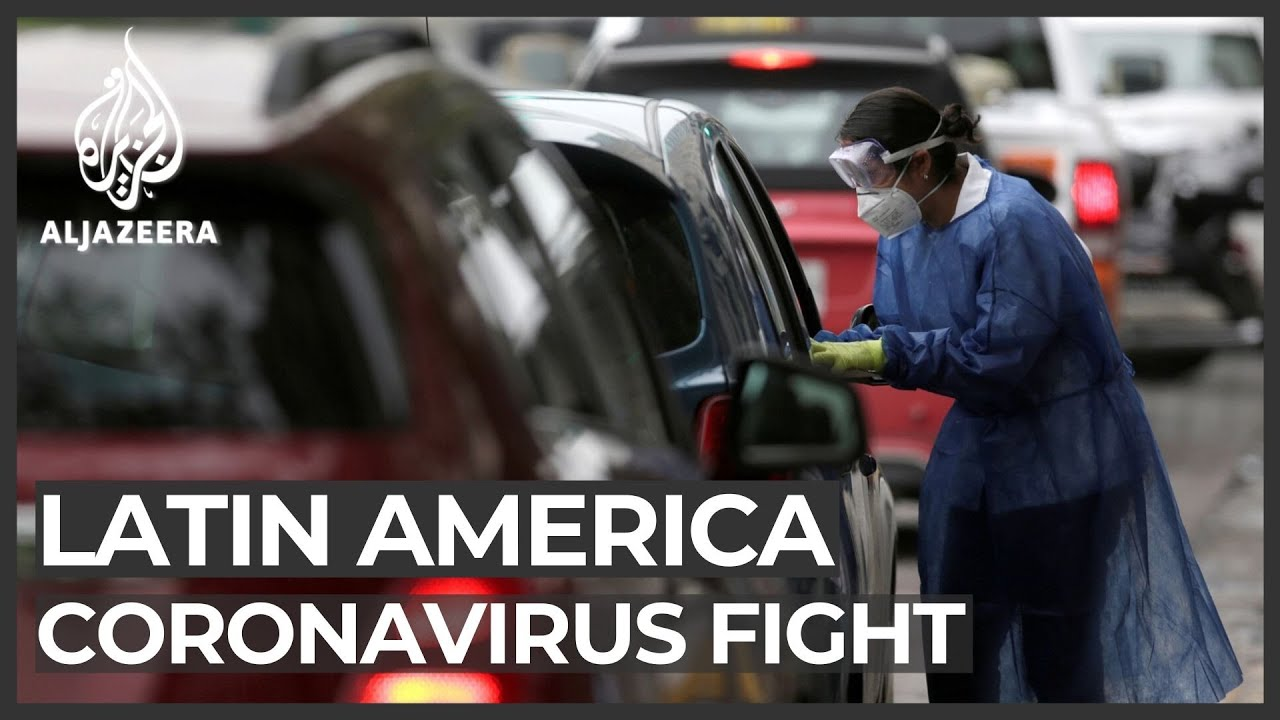 Latin American governments struggle to fight coronavirus