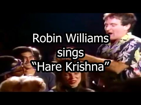 An Evening with Robin Williams (1982): 7:08 - 7:29 (480p)