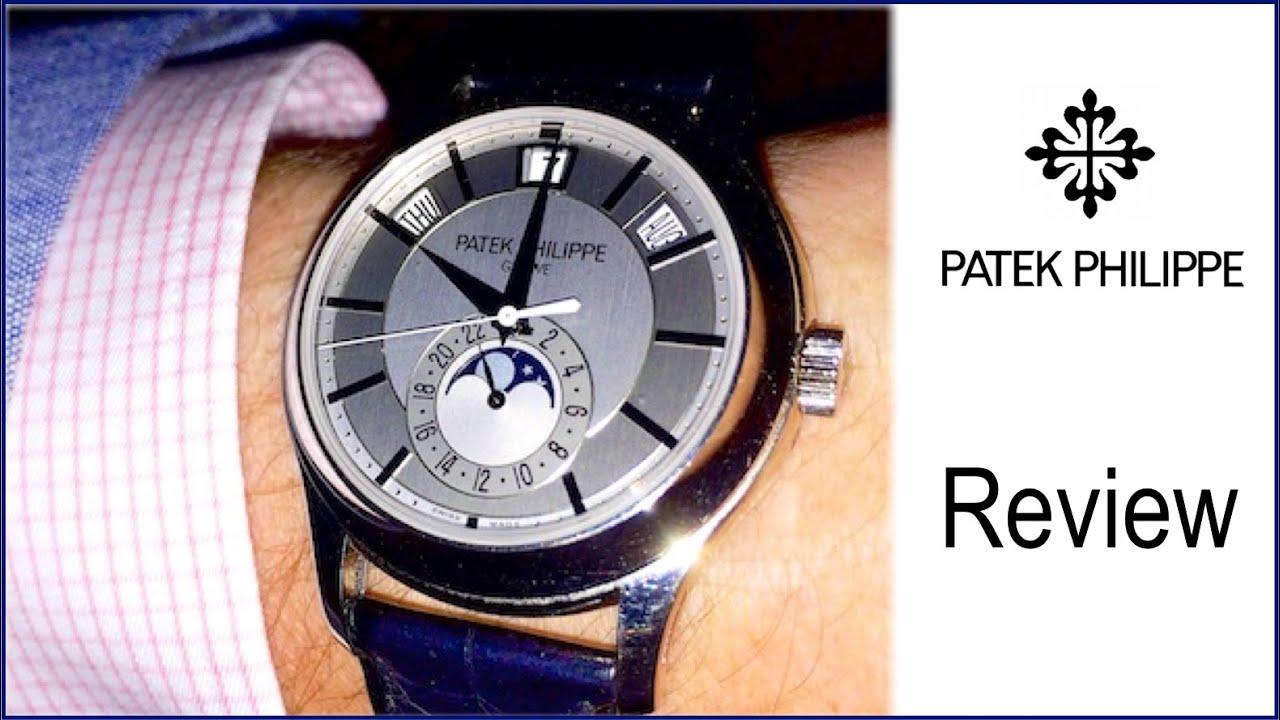 Patek Philippe 5205g 001 Review