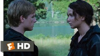 The Hunger Games 12/12 Movie Clip - Rule Change 2012 Hd