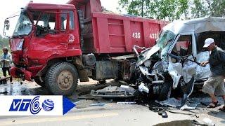 Tai nạn thảm 11 người thương vong ở Quảng Ngãi | VTC