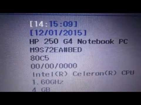 HP Notebooks BIOS Basics Explained