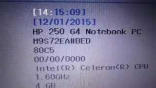 HP Notebooks BIOS Basics Explained