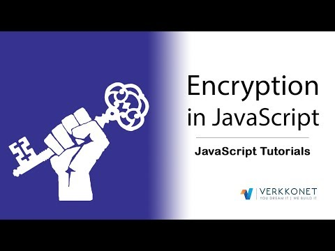 Encryption In JavaScript | JavaScript Tutorials | Web Development Tutorials