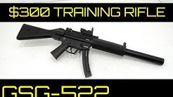 GSG 522 Review  - A Great Budget H&K MP5 Clone