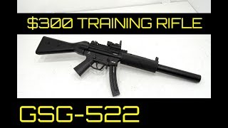 GSG 522 Review A Great Budget H K MP5 Clone