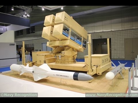 Day 3 at DIMDEX 2016 in Qatar: MBDA Coastal Defense System,