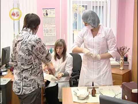 В Зауралье стартовала прививочная кампания