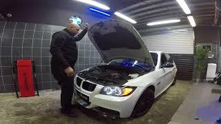 BMW E 90 BRUIT DE CHAINE