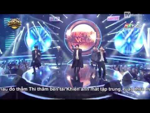 170416 Infinite Duet Song Festival in Vietnam:  Bad