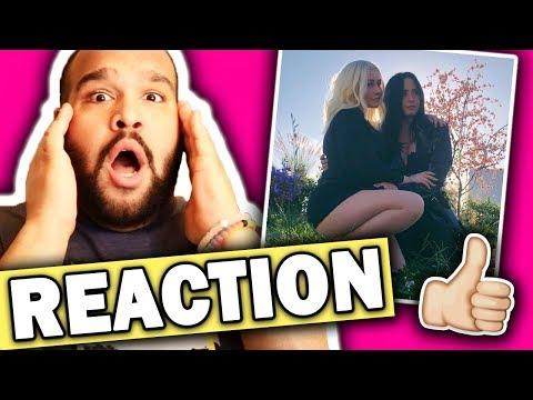 Christina Aguilera ft. Demi Lovato - Fall In Line (Music Video) REACTION