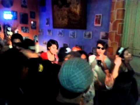 Durante grabación de videoclip El niño perdido de Lolo Samo