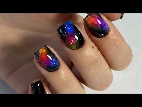 Видео уроки по дизайну ногтей