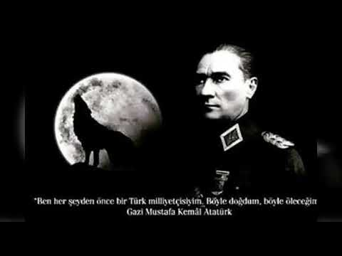 Atatürk ve kurt - YouTube