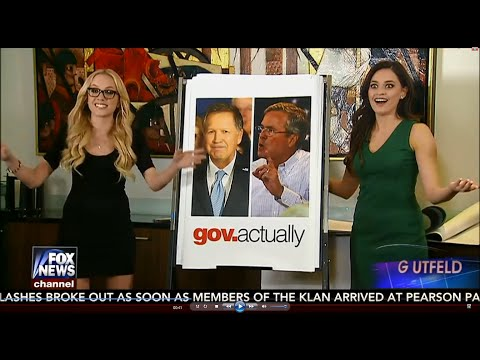02-28-16 Kat Timpf on Gutfeld - Millennial Movie Idea Promoters