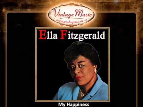 28Ella Fitzgerald -- My Happiness (VintageMusic.es) Mp3